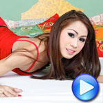 Yuri. Watch Yuri's sophisticated ball bag and Thai tulip dangle between her legs as she gets have sexual intercourse hard!