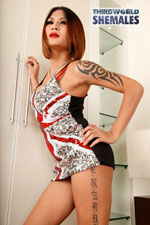 Benzey  benzey is a naughty tgirl with tattoos  benzey is a very